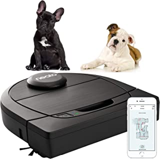 Neato Robotics D650, Cleaner Pack, Corner Cleaning Robotic Vacuum with D-Shape + Exclusive Pet Accessories for Carpet and ...