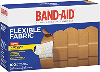 Band-Aid Band-Aid Flexible Fabric Adhesive Bandages All One Size