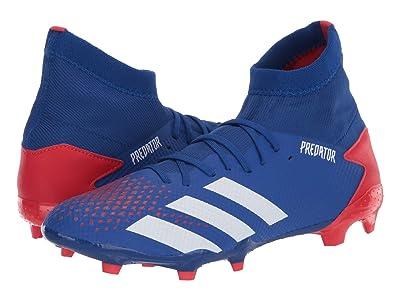 adidas Predator 20.3 Fg (Team Royal Blue/Footwear White/Active Red) Men