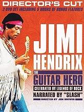 jimi hendrix guitar hero dvd