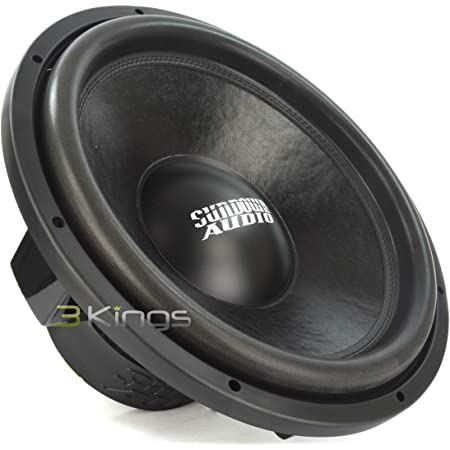 Amazon Com Sa 15 D2 Sundown Audio 15 600w Dual 2 Ohm Sa Series Subwoofer Car Electronics