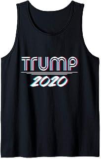 Trump 2020 For President Election Streetwear Débardeur