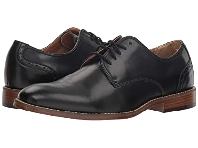 Dockers Richland (Black Polished Man-Made) Men