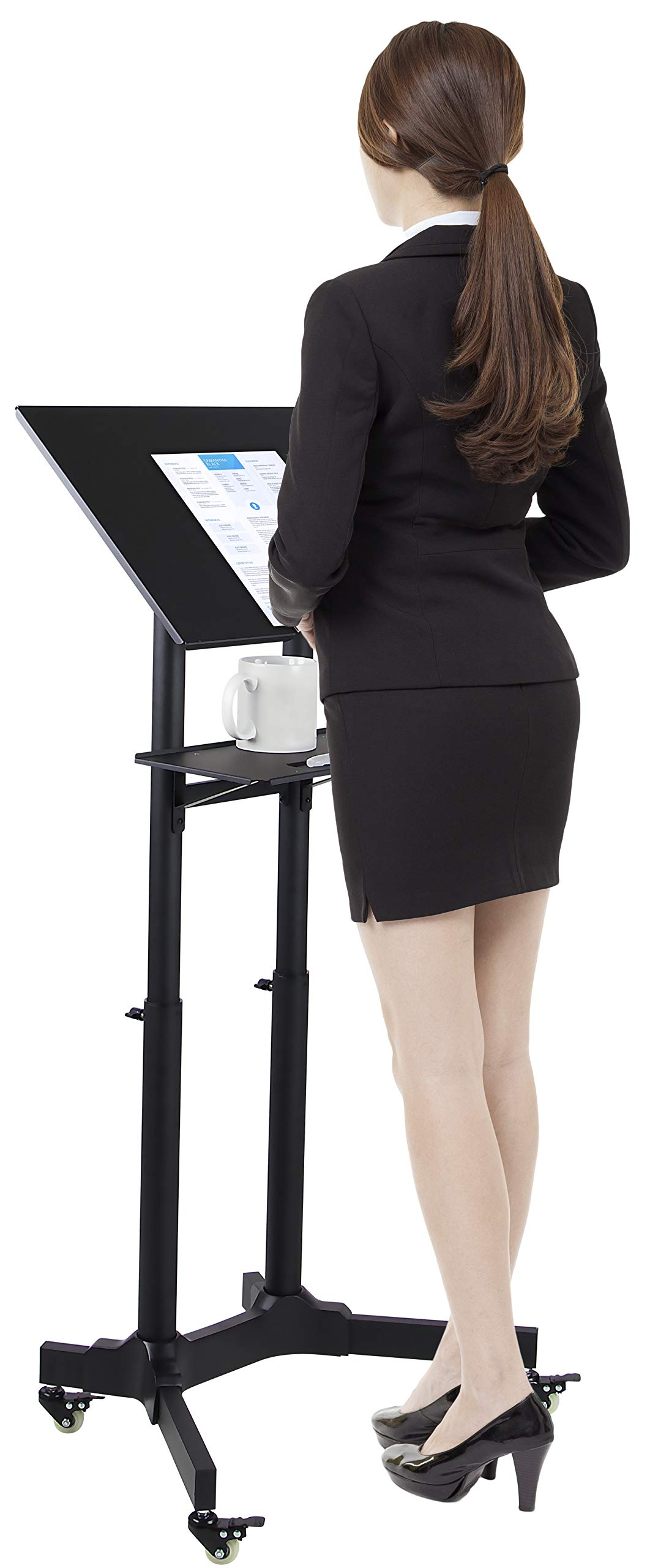 Mount Standing Portable Presentation MI 7971