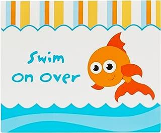 Birthday Express Goldfish Invitations