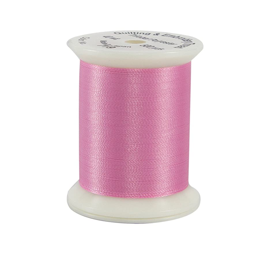 Superior Threads 12201-719 Nature Colors Pink Tulip 40W Polyester Thread, 500 yd