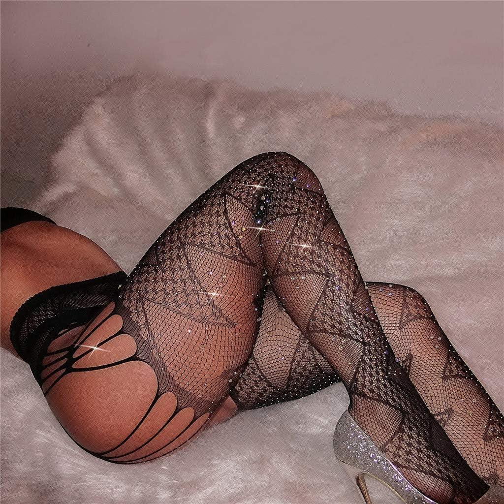 Women Fishnet Tights Pantyhose Stockings Thigh High Stockings Valentine's Day Fishnet Tights for Women Girls