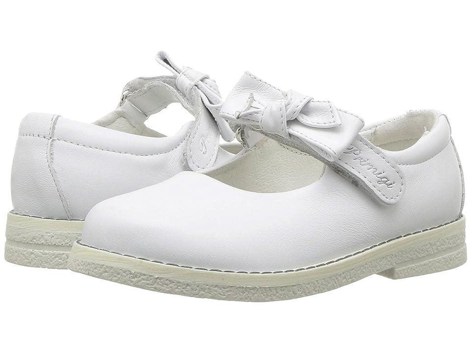 Primigi Kids PHI 13535 (Toddler) (White) Girl