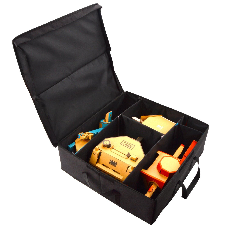 Organizador para Nintendo Labo Variety Kit,24 Original ...