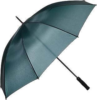 Cepewa Regenschirm grün Gästeschirm Stockschirm Schirm Regen Wetter grün