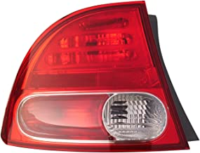 Eagle Eyes HD471-U000L Honda Driver Side Rear Lamp