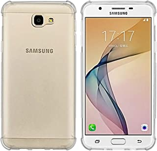 CELLBELL Anti Shock Back Cover for Samsung Galaxy J7 Prime and On7 (2016)