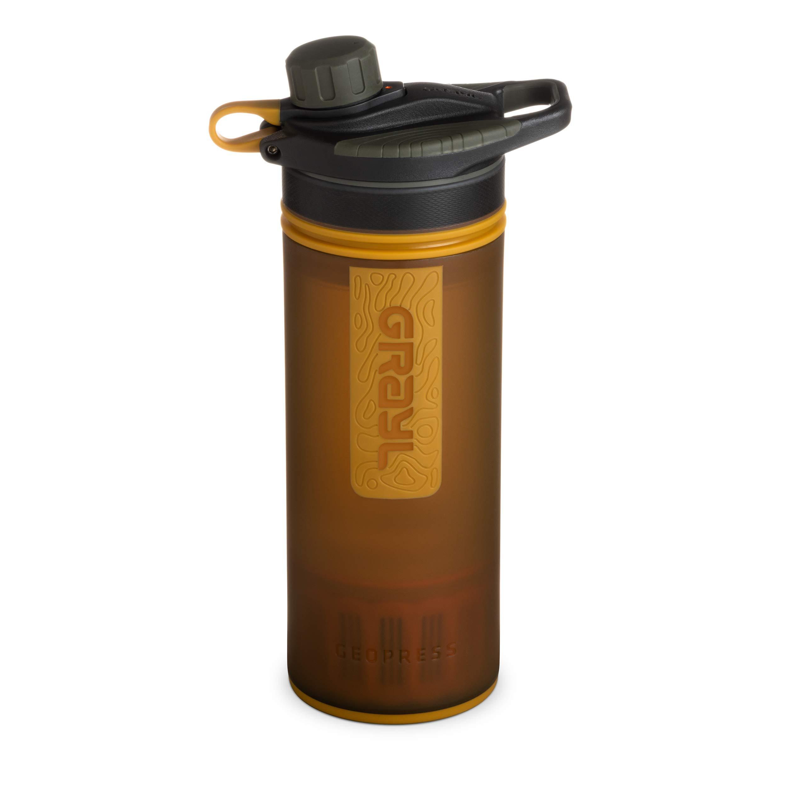 GRAYL - Purificador de Agua (+ Filtro), Coyote Amber: Amazon.es ...