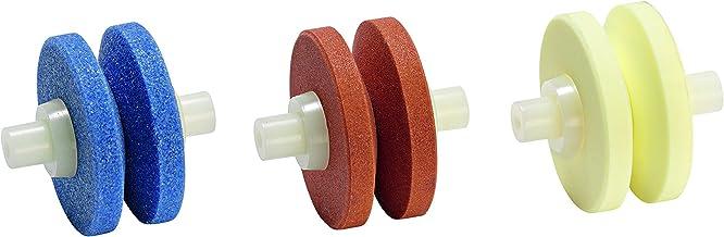 Global 8872010 555/7 Ceramic Water Sharpener Replacement Part, Multicolored