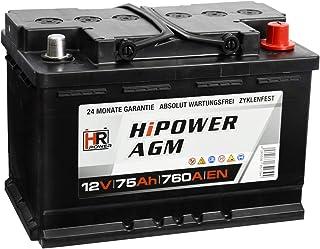 Suchergebnis Auf Für Batterie24 De Autobatterien Batterien Zubehör Auto Motorrad