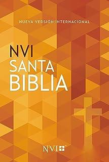Santa Biblia NVI, Edición Misionera, Cruz, Rústica (Spanish Edition)