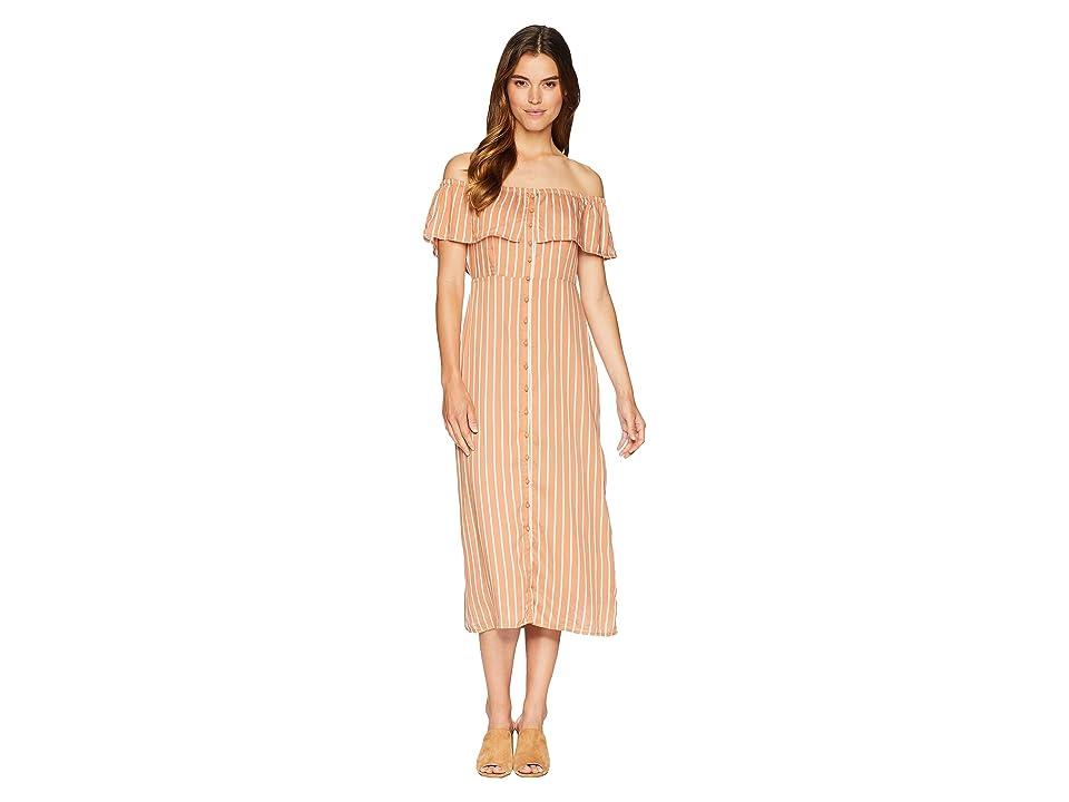 Amuse Society Roundabout Dress (Hazel) Women