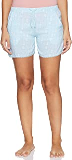 Fruit of the Loom Unwind Women's Woven Sleep Shorts - Color May Vary