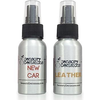 車用消臭剤 車用芳香剤 新車&本革の香り ツインパック
