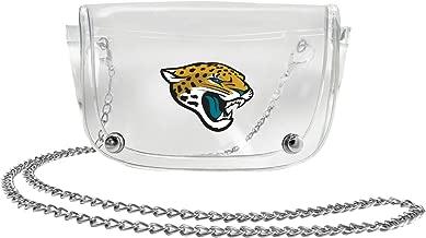NFL Clear Waist Pack/Crossbody Purse