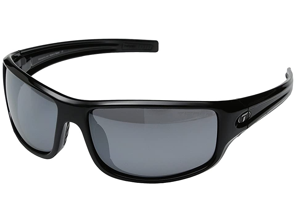 Tifosi Optics Bronx (Gloss Black) Sport Sunglasses