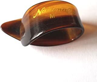 National Thumb Pick Banjo pick Dobro Pick Bluegrass Pick 12 Pack Tortiose Medium