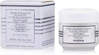 Sisley Botanical Night Cream with Collagen and Woodmallow, 1.6 Ounce