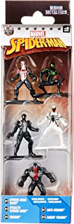 Metalfigs Nano Marvel Pack 5 Unidades Spider-Man 2099