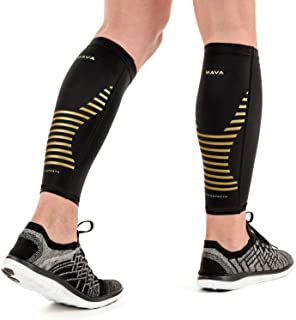 Calf Sleeves Compression (Pair), Leg Compression Calf Sleeve for Runners, for Men & Women, Unisex