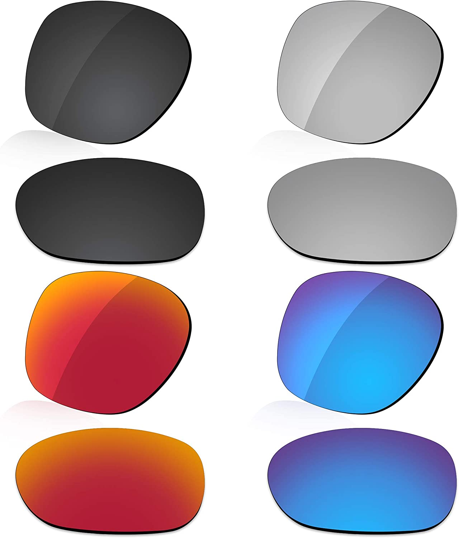 LenzReborn Polarized Lens Replacement for Bargain sale OO20 Recommendation Obligation Oakley