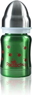 Pacific Baby 3-In-One Bottle, Cherries, 4 Ounce