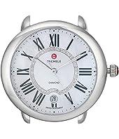 Michele - Serein 16, Diamond Dial Silver/Steel Watch Head