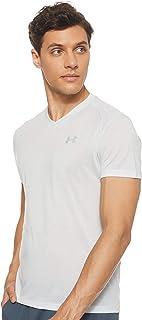 Under Armour Men's UA Streaker 2.0 V-Neck Shortsleeve T-Shirt