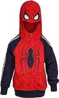 Best spiderman mask hoodie Reviews