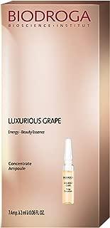 Biodroga Luxurious Grape Energy Concentrate 7x2ml (Salon Size)