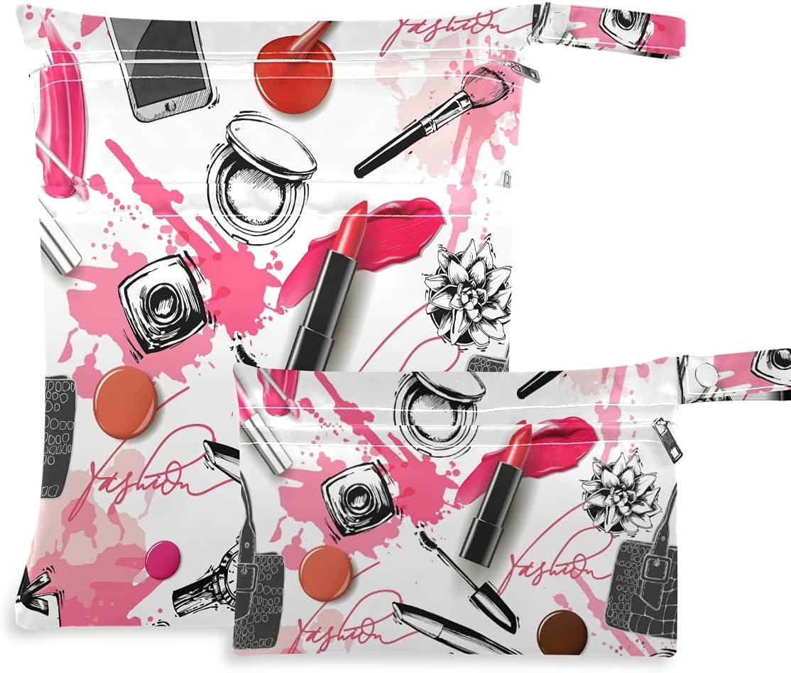 OTVEE Valentine Fashion Women Makeup depot Wet Pcs Dry Bag Waterpro 2 Super sale period limited