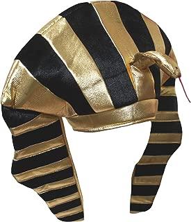 Egypt Costume Pharaoh Hat Unisex for Children