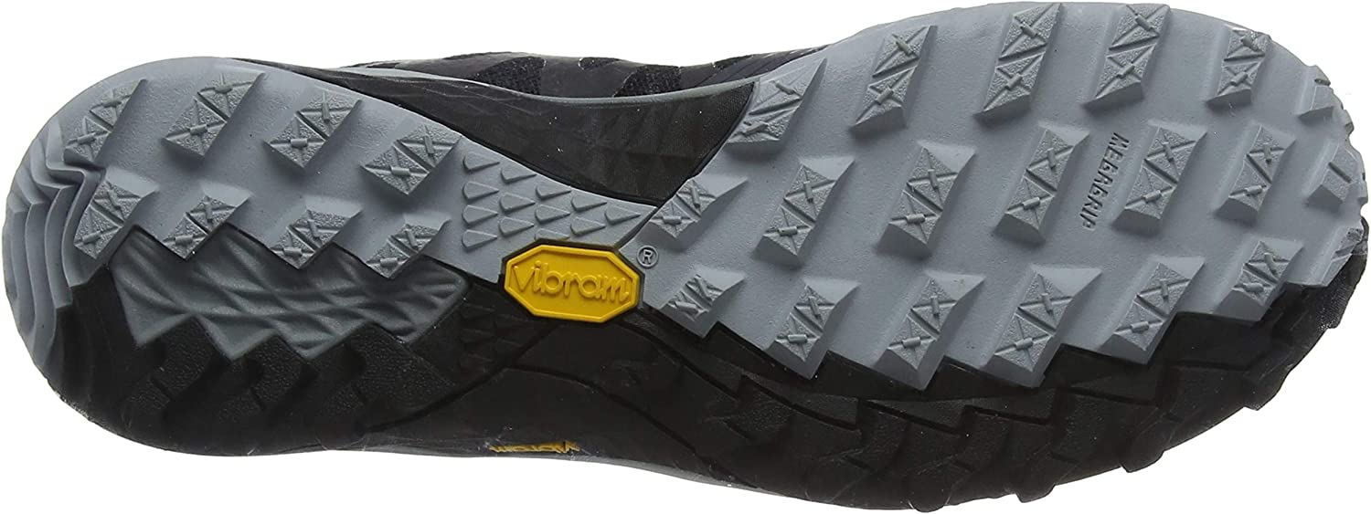 Merrell Womens High Rise Hiking Boots US 8.5