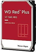 Western Digital Hard Drive, 10 TB, SATA3, 256 MB, 24/7, Red