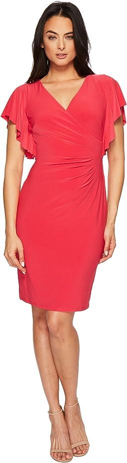 Kahlo Matte Jersey Dress