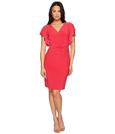 LAUREN Ralph Lauren Kahlo Matte Jersey Dress