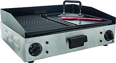 Chapeira Double Grill Com Saia 2800 W 127 V Cotherm Inox