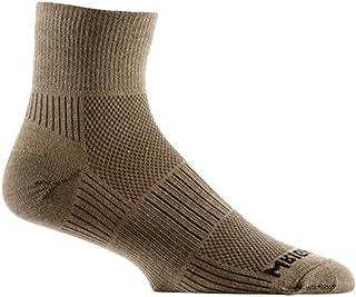 Wrightsock DL Coolmesh II Qtr Sock
