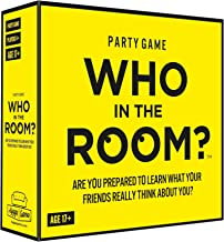 Hygge Games Who in The Room? Party Gamef