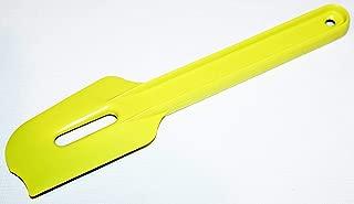 Tupperware Paddle Scraper Spatula 8.75 Inch Margarita Chartreuse