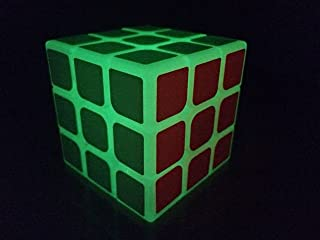 2018 New Hot Speed Cube Glow in the Dark Magic Puzzles Puzzle Cube 3x3 Toys and Games