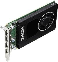 Nvidia Quadro M2000 4GB GDDR5 128-bit PCI Express 3.0 x16 Full Height Video Card (Renewed)
