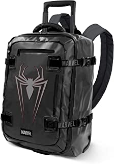 Spiderman Poison - Maleta/Mochila TPU, Multicolor
