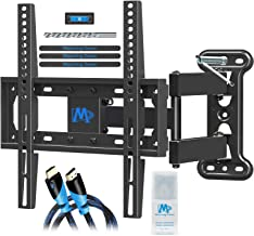 Mounting Dream Full Motion TV Mount for 26-55 Inches TVs, TV Bracket Kit Includes Socket Wrench & HDMI Cables, TV Wall Mou...