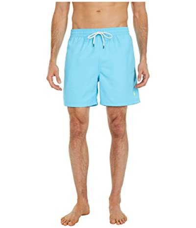 Polo Ralph Lauren Traveler Swim Trunks (French Turquoise) Men